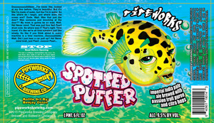 Image result for pipeworks spotted puffer
