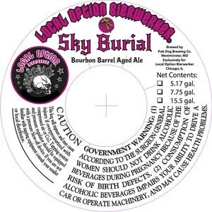 Local Option Bierwerker Sky Burial