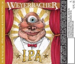 Weyerbacher IPA #1