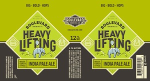 Boulevard Brewing Co. Heavy Lifting