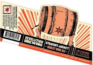 Revolution Brewing Straight Jacket
