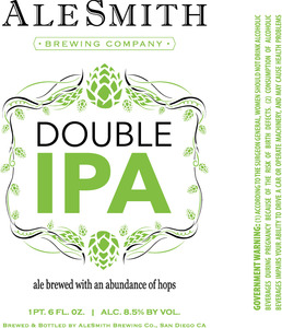 Alesmith Double India Pale Ale