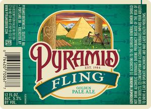 Pyramid Fling