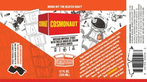 Carton Brewing Co. Cosmonaut