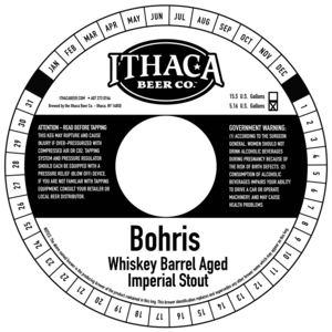 Ithaca Beer Company Bohris