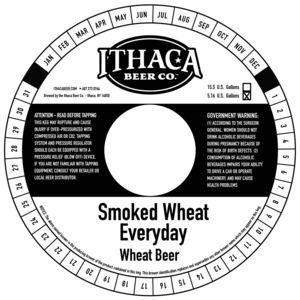 Ithaca Beer Company Smoked Wheat Everyday