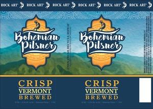 Rock Art Brewery Bohemian Pilsner