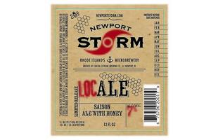 Newport Storm Locale