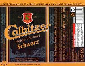 Colbitzer Schwarz