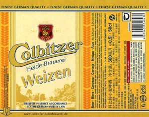 Colbitzer Weizen