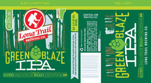 Long Trail Brewing Company Green Blaze IPA