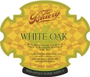 The Bruery White Oak