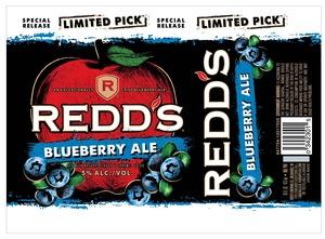 Image result for redd's blueberry