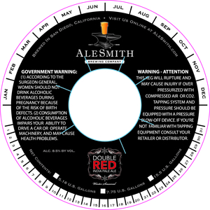 Alesmith Double Red India Pale Ale