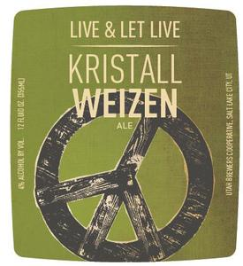 Live & Let Live Kristall Weizen