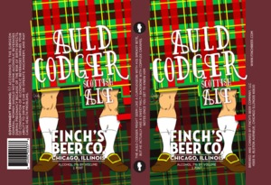 Auld Codger Auld Codger Scottish Ale