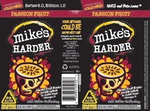 Mike's Harder Passionfruit