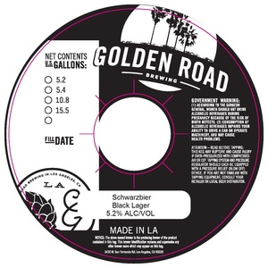 Golden Road Schwarzbier