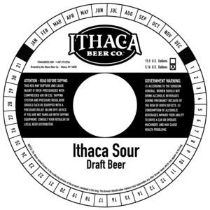 Ithaca Beer Company Ithaca Sour