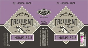 Boulevard Brewing Co. Frequent Flier