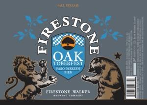 Firestone Walker Brewing Company Oaktoberfest