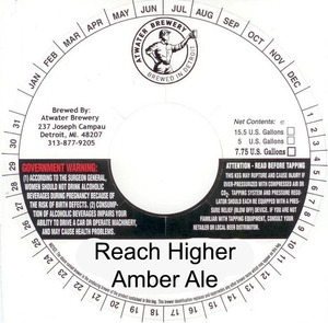 Atwater Brewery Reach Higher