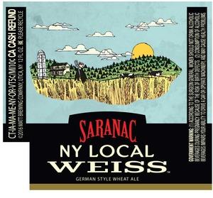 Saranac Ny Local Weiss