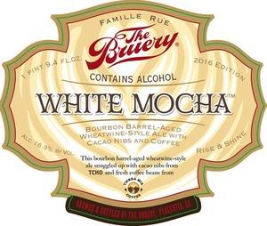 The Bruery White Mocha