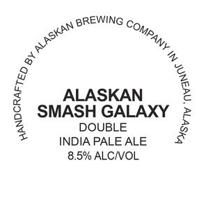 Alaskan Smash Galaxy January 2016