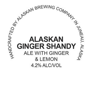 Alaskan Ginger Shandy