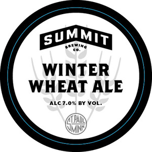 Summit Brewing Company Winter Wheat