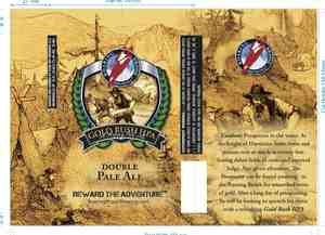 Roaring Brook Brewing Gold Rush