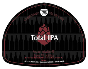 Coachella Valley Brewing Co Total IPA