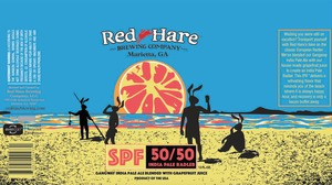 Red Hare Spf50/50