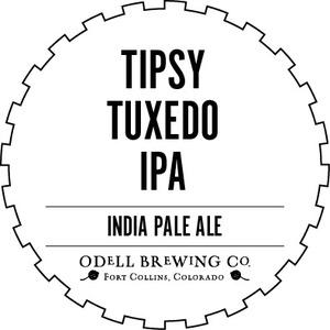 Odell Brewing Company Tipsy Tuxedo IPA