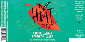 Flying Dog Ancho Lime Paradise Lager