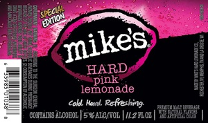 Mike's Hard Pink Lemonade