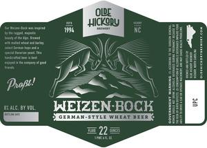 Brasserie Olde Hickory à Weizen-Bock