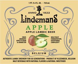 Lindemans Apple Lambic