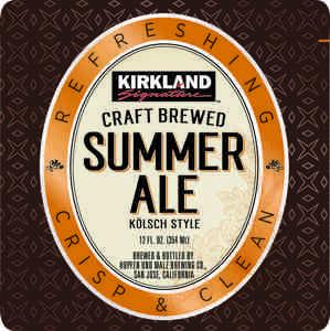 Kirkland Summer Ale