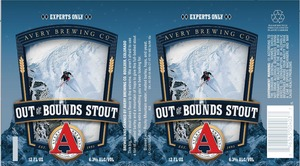 Avery Brewing Co. Out Of Bounds