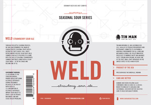Weld Strawberry Sour