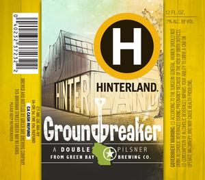 Hinterland Groundbreaker