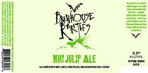 Flying Dog Mint Julep Ale