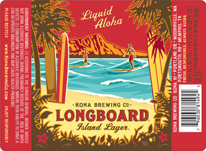 Kona Brewing Co. Longboard Lager