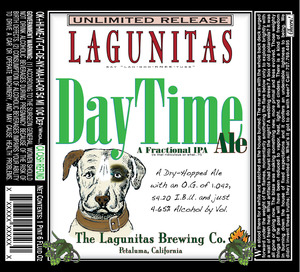 The Lagunitas Brewing Company Daytime
