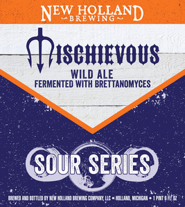 New Holland Brewing Company Mischievous