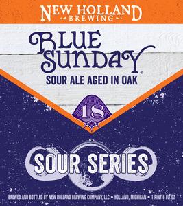New Holland Brewing Company Blue Sunday