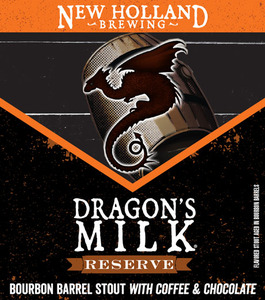 New Holland Brewing Company Dragon's Milk Reserve Coffee & Chocolate