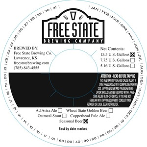 Free State Saison